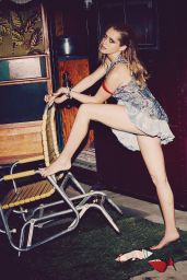 Teresa Palmer - VS Magazine March 2015 Issue