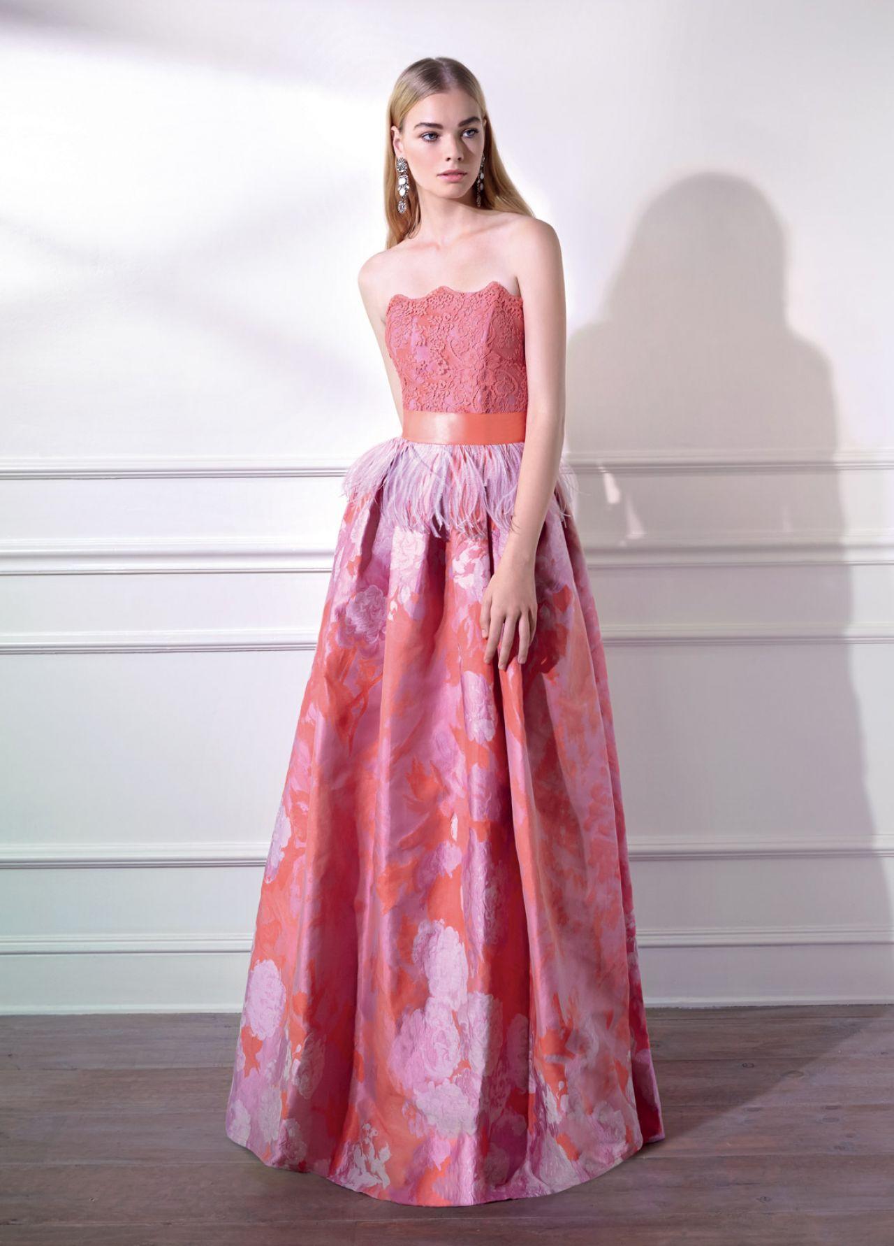 Contemporáneo Rápida Inspirado Vestido De Fiesta Taylor Festooning ...