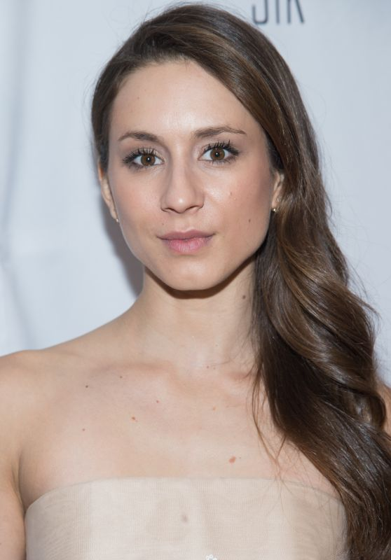 Troian Bellisario - The Creative Coalition 2015 Benefit Dinner in Washington DC