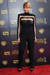 Tyra Banks - 2015 Daytime Emmy Awards at Warner Bros. Studios in Burbank
