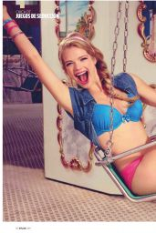 Valerie Van Der Graaf - DT Espana Magazine April 2015 Issue