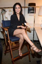 Vanessa Hudgens - Backstage at ABC Studios in New York City, April 2015