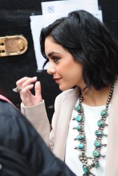Vanessa Hudgens - Outside Her Play