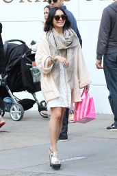 Vanessa Hudgens Style - Shopping at Victoria