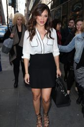 Vanessa Lachey at the