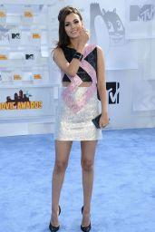 Victoria Justice – 2015 MTV Movie Awards in Los Angeles