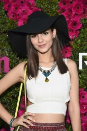 Victoria Justice - 2015 People StyleWatch & REVOLVE Fashion and Festival Event in Palm Springs