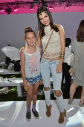 Victoria Justice - Siwy Denim Fashion Show, April 2015