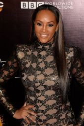 Vivica A. Fox - Dancing With The Stars 10th Anniversary in West Hollywood