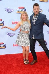 Witney Carson – 2015 Radio Disney Music Awards in Los Angeles