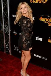 Witney Carson - Dancing With The Stars 10th Anniversary in West Hollywood