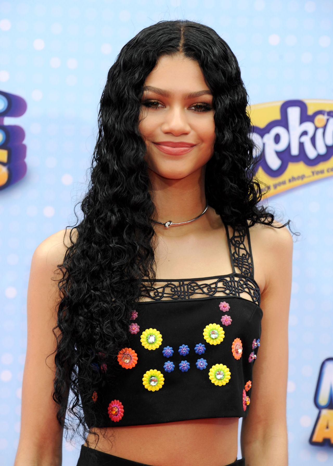 Zendaya 2015 Radio Disney Music Awards In Los Angeles