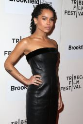 Zoë Kravitz - Good Kill Premiere at 2015 Tribeca Film Festival