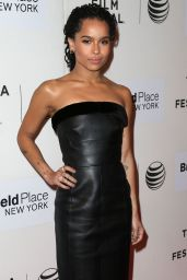 Zoë Kravitz - Good Kill Premiere at 2015 Tribeca Film Festival