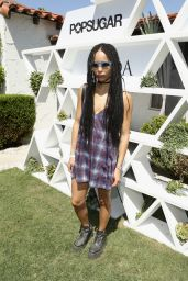 Zoe Kravitz – POPSUGAR + SHOPSTYLE'S Cabana Club Pool Parties in Palm Springs