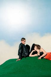 Katharine McPhee - Lick My Lips Music Video & Single Promo Pics