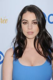 Adelaide Kane - CBS Television Studios 3rd Annual Summer Soiree in West Hollywood