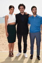 Adele Exarchopoulos - Tahar Rahim Photocall - 68th Annual Cannes Film Festival