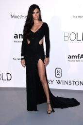 Adriana Lima – 2015 amfAR Cinema Against AIDS Gala in Antibes (France)