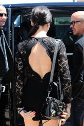 Adriana Lima Style - Out in Cannes, May 2015