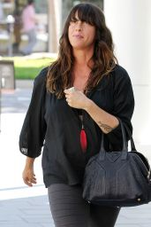 Alanis Morissette - Shopping at Ron Herman in Brentwood, May 2015