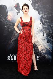 Alexandra Daddario – San Andreas Premiere in Hollywood