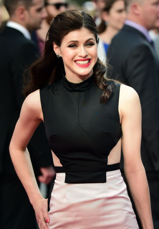 Alexandra Daddario - San Andreas Premiere in London