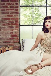 Alexandra Daddario - The STNDRD Magazine Issue #7 - 2015