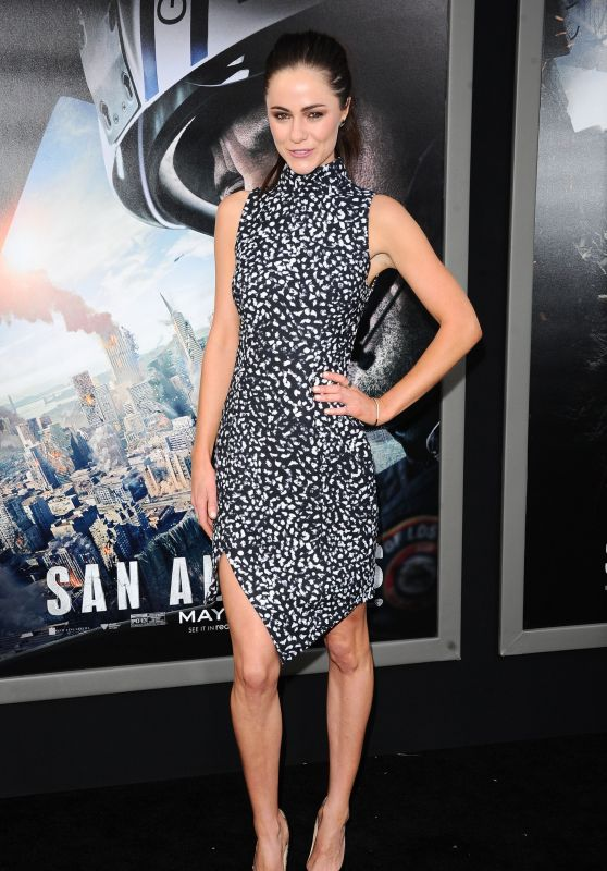 Alexandra Park – San Andreas Premiere in Hollywood
