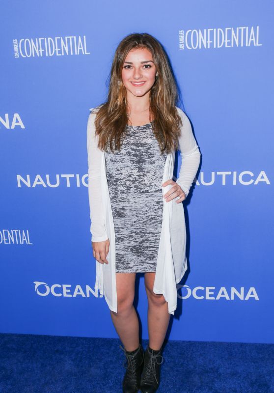 Alexis Wilkins – 2015 Nautica Oceana Beach House Party in Santa Monica