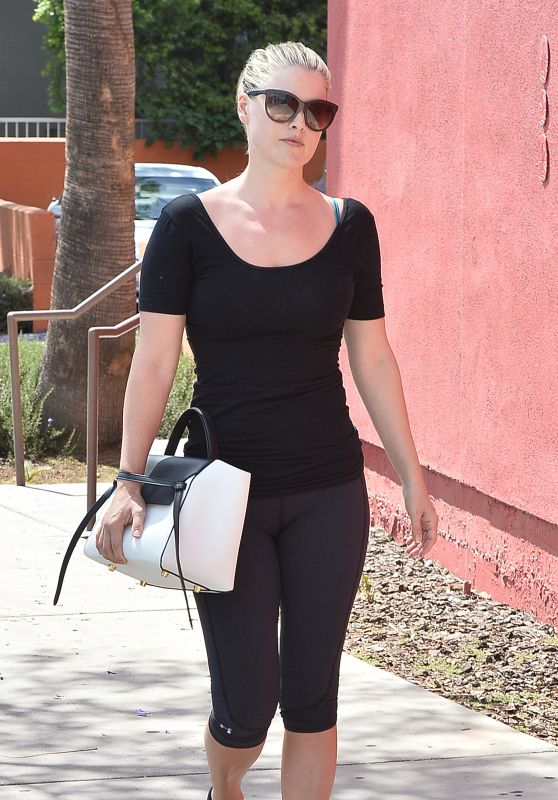 Ali Larter - Out in Los Angeles, April 2015