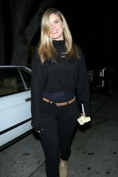 Alice Eve Night Out Style - West Hollywood, May 2015