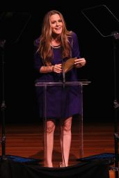 Alicia Silverstone - 2015 Lucille Lortel Awards in New York