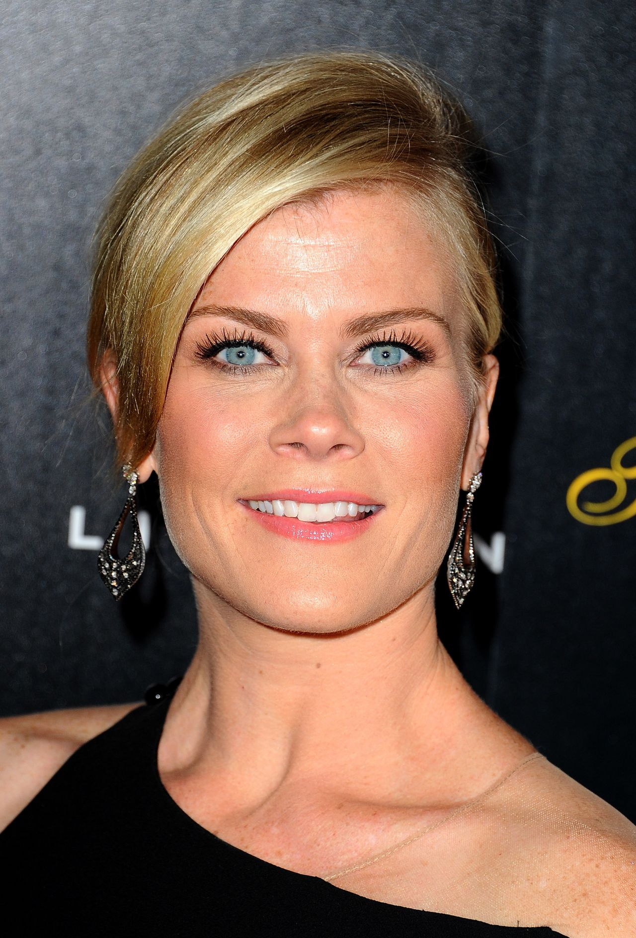 Alison Sweeney  2015 Gracies Awards in Beverly Hills - Hairstyles Fall 2015