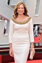 Allison Janney - Spy Premiere at Odeon Leicester Square in London