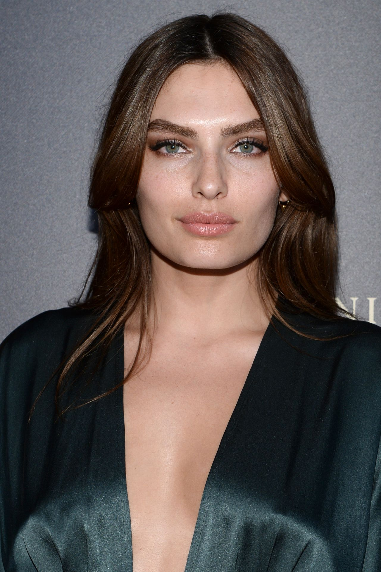 Alyssa Miller Entourage Special Screening At The Paris