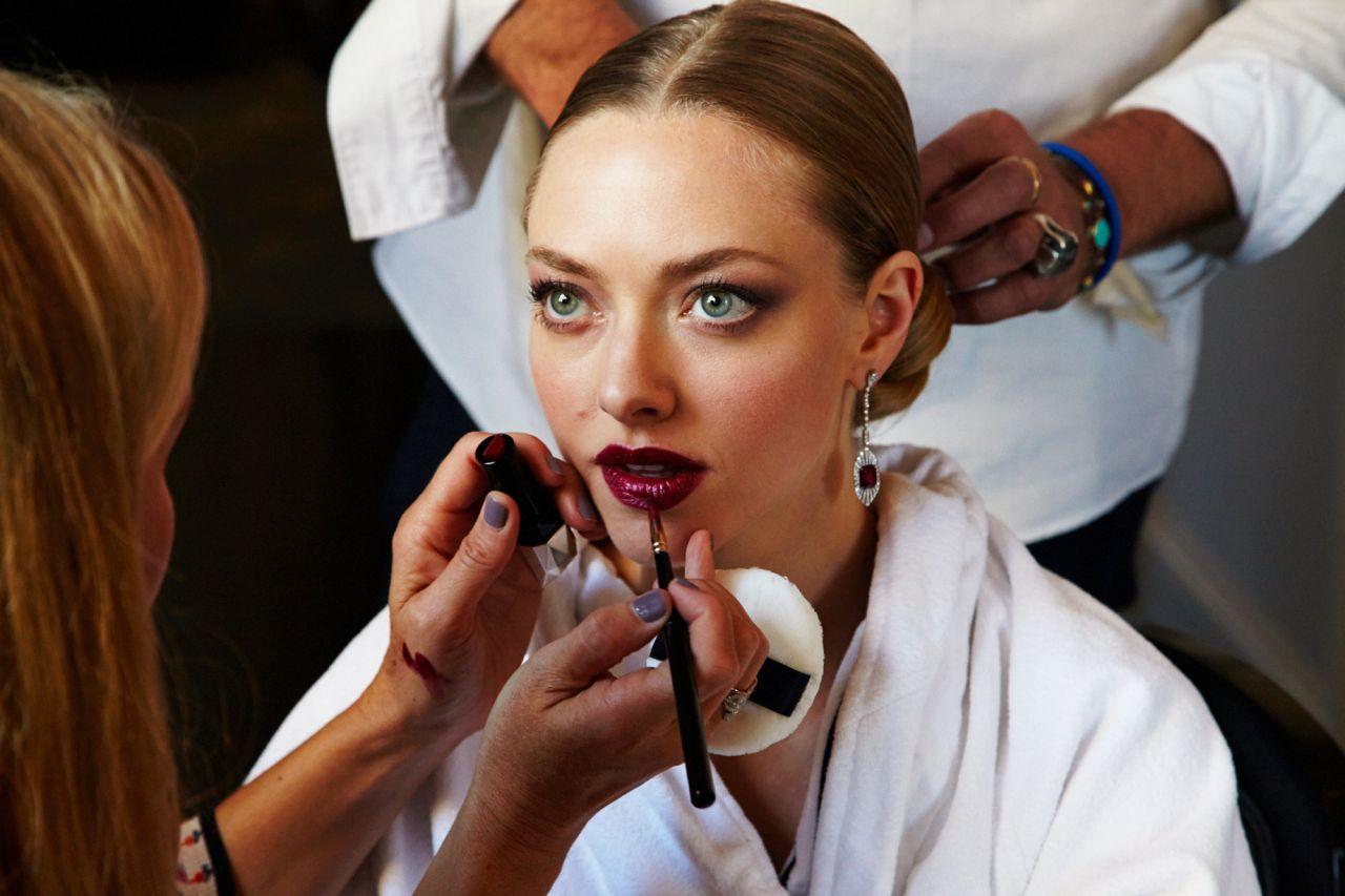 Amanda Seyfried – 2015 MET Gala Prep Photo Diary Amanda Seyfried