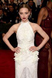 Amanda Seyfried – Costume Institute Benefit Gala in New York City, May 2015