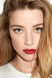 Amber Heard - Terry Richardson Photoshoot for Interview Magazine June 2015