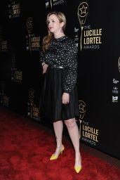 Amber Tamblyn – 2015 Lucille Lortel Awards in New York City