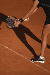 Ana Ivanovic – 2015 French Tennis Open at Roland Garros in Paris – 2nd Round