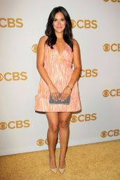 Angelique Cabral - 2015 CBS Upfront at Lincoln Center in New York City