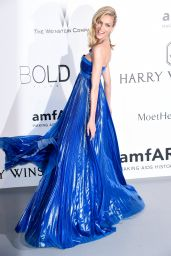 Anja Rubik – 2015 amfAR Cinema Against AIDS Gala in Antibes (France)