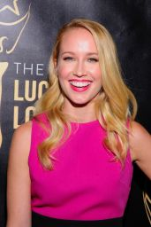 Anna Camp - 2015 Lucille Lortel Awards in New York City