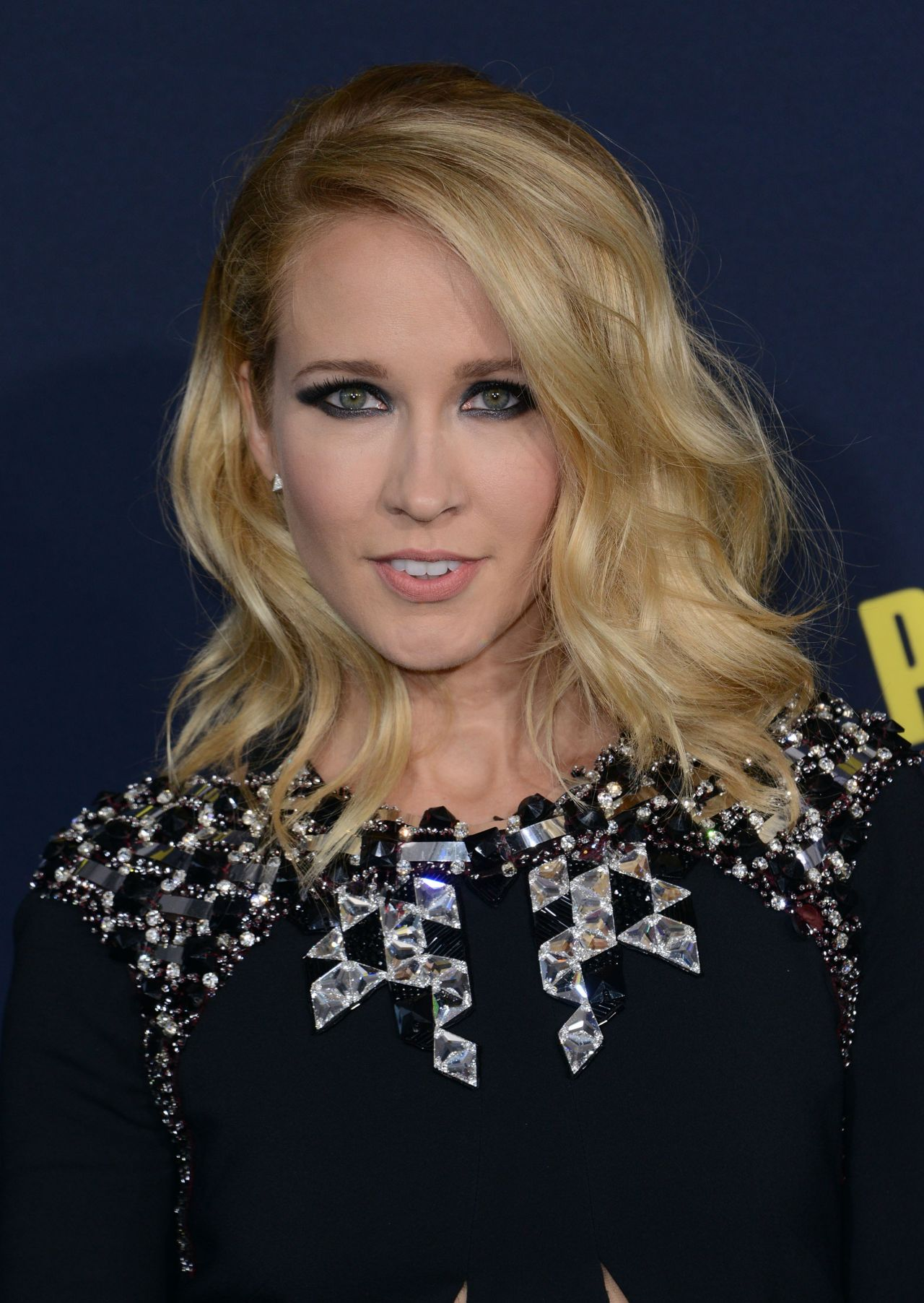 Anna Camp - Pitch Perfect 2 Premiere in Los Angeles
