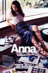 Anna Kendrick - Glamour Magazine June 2015 Issue