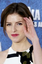Anna Kendrick - Pitch Perfect 2 Photocall in Madrid 05/05/2015