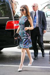 Anna Kendrick - Today Show in New York City, May 2015