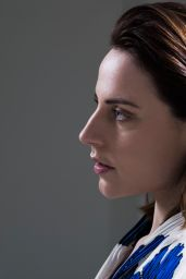 Antje Traue - Interview Magazine May 2015 Photos
