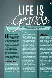 Ariana Grande - Club X Magazine June 2015 Issue